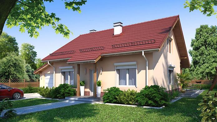 Jak wybrać projekty domów tanich w budowie?