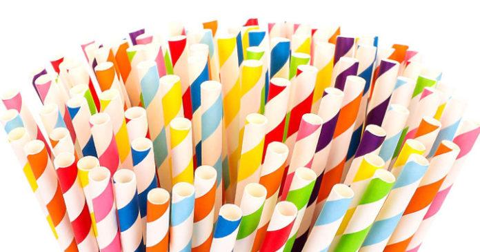 Wybór ekologicznych słomek papierowych