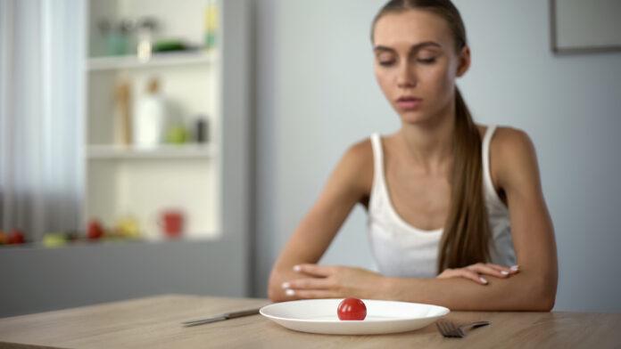 Zaburzenia odżywiania