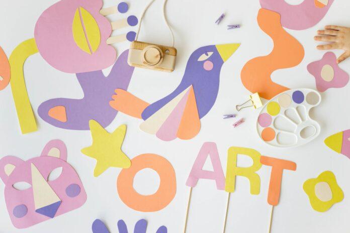 Zabawki dla dzieci - kreatywne