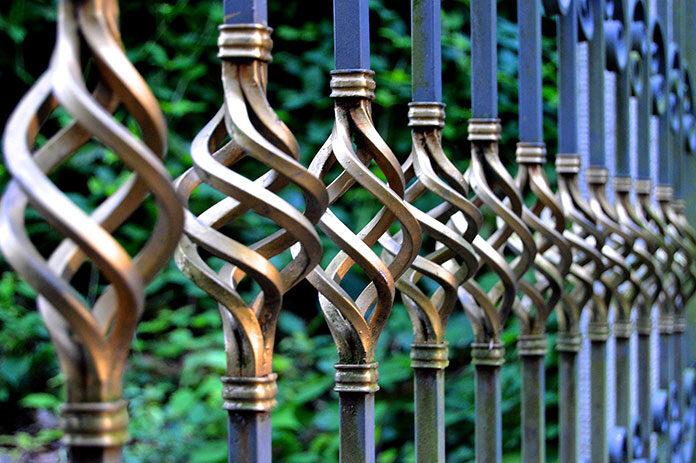 Balustrady metalowe na zamówienie
