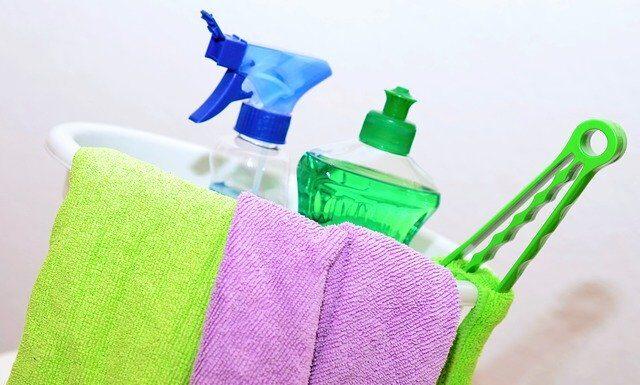 Profesjonale środki czystości